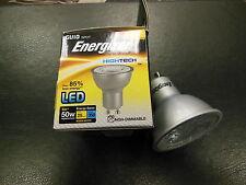 6 x Energizer o Sylvania GU10 LED 5 W (50 W) bombillas 3000K Non-Dimmable Blanco Cálido