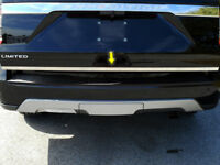 Chrome Rear Deck Trim 1PC QAA Stainless Trunk Accent FOR Ford Expedition 18-20
