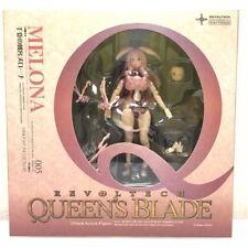REVOLTECH Queen's Blade Series005 Queen's Blade Melona Kaiyodo FROM JAPAN