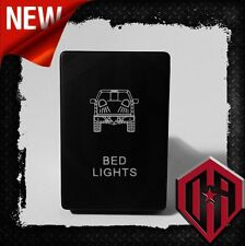OFFROAD ARSENAL LED BED LIGHTS TOYOTA PUSH BUTTON SWITCH LED FJ TACOMA 4RUNNER