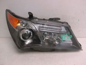 Acura MDX 2010-2013 Headlight Unit (Left-Driver side) (D20)