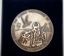 Medaille Fin de la Guerre d'Algerie 1962-1992