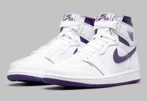 Nike Air jordan 1 High Court Purple Size 10W (CD0461-151)