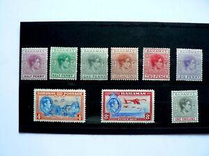 Bahamas 1938