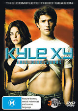Kyle XY: The Complete Season 3 - Full Discloseure * NEW DVD *