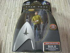 FIGURA STAR TREK SULU WARP COLLECTION FIGURE NUEVA MINT NEW