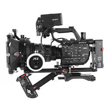 "JTZ DP30 Carbon Fiber Cine 4""x5.65"" Matte Box 15mm 19mm For Sony ARRI RED CANON"