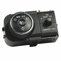 For Chevy Traverse 13-17 ACDelco 22899573 GM Original Equipment Headlamp Switch