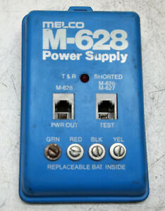 Melco M-628  Power Supply Diaganostic Tester