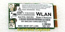OEM Dell NC293 Intel PRO/Wireless 3945ABG 802.11a/b/g WLAN WiFi Card WM3945ABG