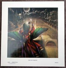 1980 JOHN POUND - POWER & GLORY PORTFOLIO - SIGNED / NUMBERED #106/1200 Limited