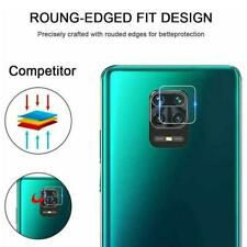 For Xiaomi Redmi Note 9S 9 HD Clear Tempered Glass Lens-Screen Protector T4O5