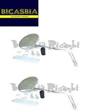 6260 - SPECCHIO CROMATO SINISTRO + DESTRO VESPA 180 200 RALLY SS 150 160 GS