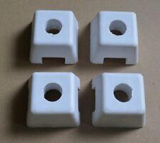 4 Pcs Vac Line Connector Resin Block Vacuum Infusion Bagging Tool