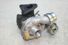 Renault Clio III 1.5 dCi Bj.09 Turbolader 54391015082 54359700012
