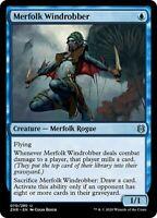 4x Merfolk Windrobber ~ Zendikar Rising ~ MTG MAGIC EDH NM x4 Playset ~ Charity