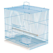 Pet Bird Cage With Stand Stick For Small Animals Parrot