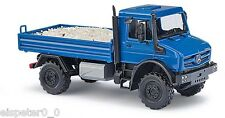 Busch 51018 Mercedes-Benz Unimog U 5023 with Gravel Loading, H0 Car Model 1:87