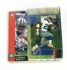 McFarlane NFL Series 1 Emmitt Smith Dallas Cowboys Dirty Variant Action Figure