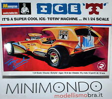 KIT TOM'S DANIEL ICE T 1/24 REVELL MONOGRAM 4266 04266