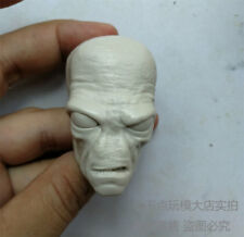 blank Hot 1/6 scale Head Sculpt Cad Bane Star Wars The Clone Wars unpainted