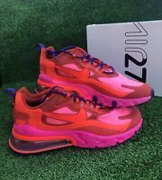 Nike Men's Air Max 720 React Running Training Gym Pink Red AO4971-600 NWT