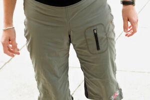 Harlot Clothing Cycling Knickers Women's Capri Pants Size S