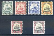 Mint Hinged 2 Number European Stamps