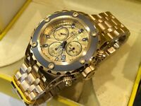 23922 Invicta Subaqua Specialty 52mm Mens Quartz Chronograph SS Bracelet Watch