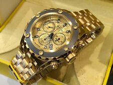 23922 Invicta Subaqua Specialty 52mm Mens Quartz Chronograph SS Bracelet Watch