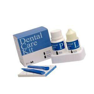 Mastermedi Zinc Oxide Eugenol Cement Dental Care Kit Glue For Crowns & Bridge...