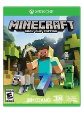 Minecraft - Xbox One  (Microsoft Xbox One, 2015) Brand New