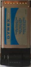 Dynex Notebook 10/100 32-Bit PCMCIA Fast Ethernet Network Card DX-E202