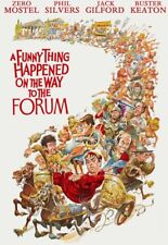 A Funny Thing Happened on the Way to the Forum [New DVD] Subtitled