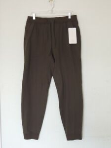 NWT Lululemon ABC JOGGER Pants 31-Inch Inseam Dark Olive Green Size LARGE