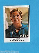 CAMPIONI dello SPORT 1973/74-Figurina n.239- ENDER - NUOTO -Rec