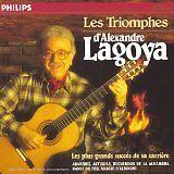 LAGOYA Alexandre - triomphes d' alkexandre lagoya (Les) - CD Album