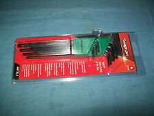 NEW Snap-on™ AWTXL8 T9 to T40 Hex End Extra Long TORX Hex key Set SEALed