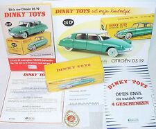 Dinky Toys Atlas 1:43 CITROEN DS 19 Limousine Re-Issued Limited Model Car MIB`05