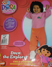 DORA THE EXPLORER INFANT BABY HALLOWEEN COSTUME 0-6MTHS NEW!