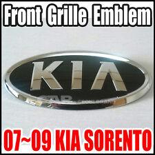 Kia Sorento 07~09 GENUINE Front Grille KIA Emblem(LOGO ASSY-KIA) 863531F010 OEM