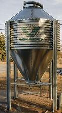 ValCo 8.12 Ton Bulk Feed Storage Bin