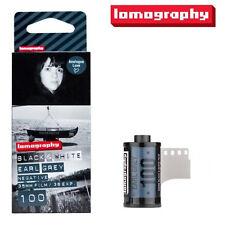 Lomography LOMO Earl Grey 400 ISO B&W Black & White 35mm 36exp Negative Film