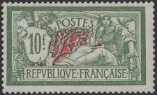 """FRANCE STAMP TIMBRE N° 207 """" TYPE MERSON 10 F VERT ET ROUGE """" NEUF xx SUPERBE"""