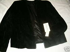 Lloyd Williams women jacket 12 New w/tags Retail 154.00