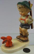 Vintage Goebel Boy Sensitive Hunter Rabbit Germany
