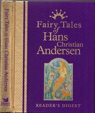 FAIRY TALES OF HANS CHRISTIAN ANDERSEN Readers Digest THUMBELINA SNOW QUEEN + 38