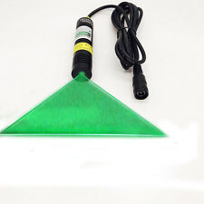 532nm 30mW Green Laser LINE Module Locator for Cutting Machine/Bracket