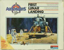 Monogram 1:48 First Lunar Landing Capsule & Astronaut Diorama Kit #5901U