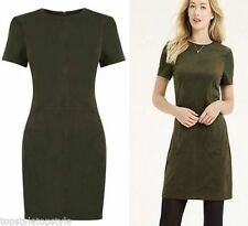 Oasis Patternless Short Sleeve Casual Dresses for Women